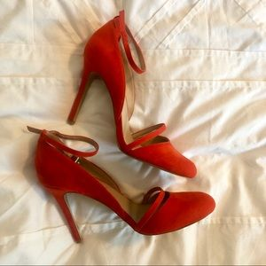 New Julianne Hough for Sole Society red high heels